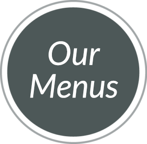 Round black navigational button to Our Menus