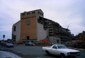 Minneapolis Convention Center in 1987