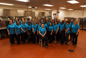 Majority Women Owned Kelber Catering, management photo