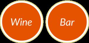 Wine menu and Bar menu icon