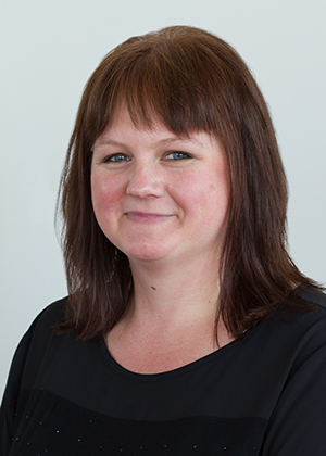 Melissa Hare, Director of Finance